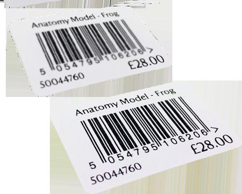 Wide Range of Barcode Formats