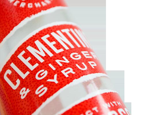 Transparent Bottle Labels